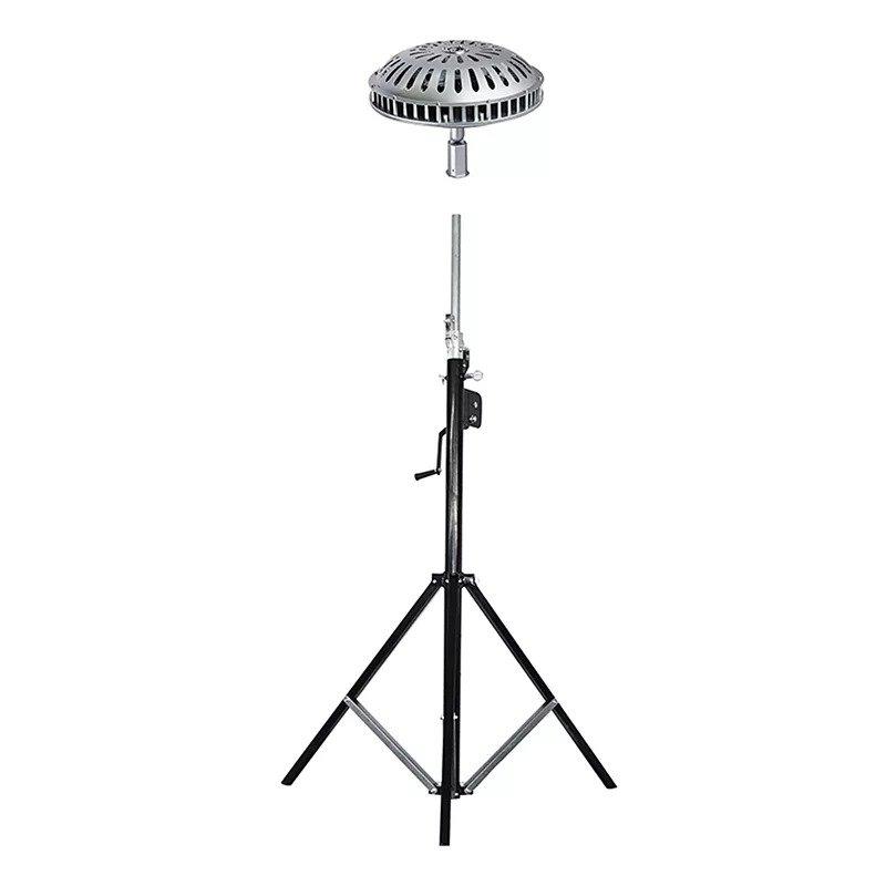 300W Telescoping Tripod LED Mobile Work Light