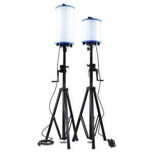 LED Balloon Lights With 2 Meters Tripod