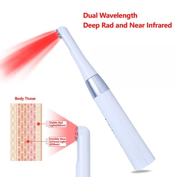 Infrared LED Light Therapy Device