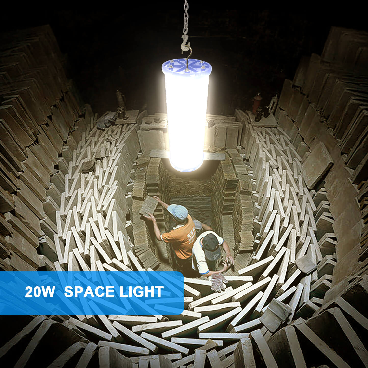 LED Space Working Lights